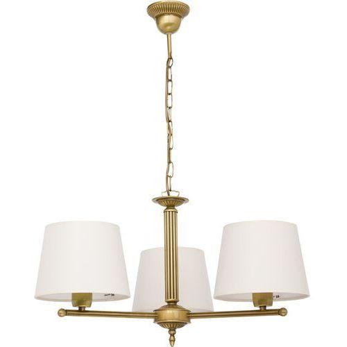 Tk lighting Żyrandol na łańcuchu queen 3xe27/60w/230v (5901780511036)