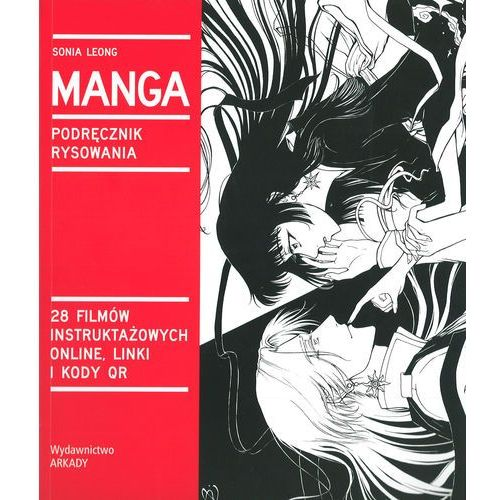 Manga. Podręcznik rysowania + zakładka do książki GRATIS, oprawa broszurowa