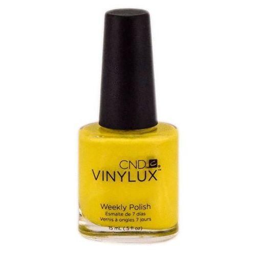 CND - VINYLUX - Bicycle Yellow (O) #104 15ml - Bicycle Yellow (O) #104