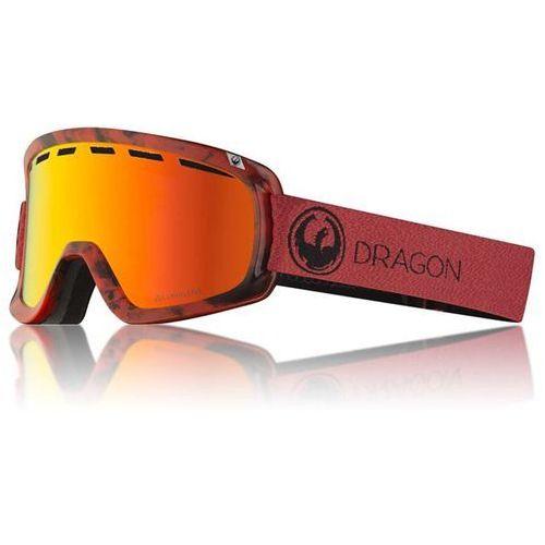 Dragon Gogle snowboardowe - d1otg bonus plus mill/redion+rose (484) rozmiar: os