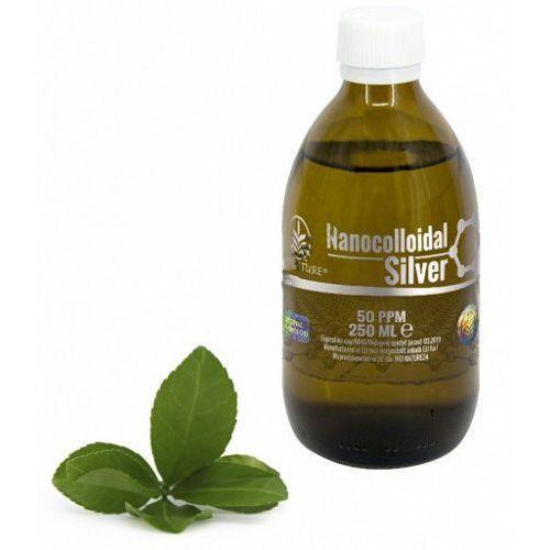 SREBRO NANOKOLOIDALNE 50ppm 250 ml Natura24 ()