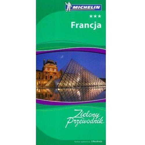 Michelin Francja Zielony Przewodnik PROMOCJA!, kup u jednego z partnerów