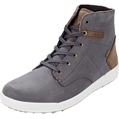 london ii gtx buty mężczyźni szary/brązowy 45 2018 buty zimowe marki Lowa