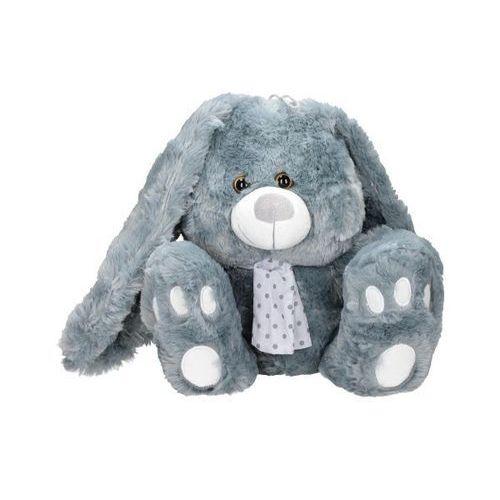 Axiom Maskotka królik kolekcja silver szary 30 cm - darmowa dostawa od 199 zł!!! (5902002998284)