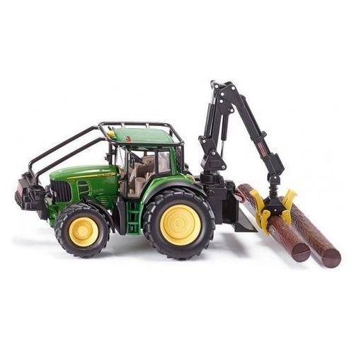 Siku Zabawka farmer traktor leśny john deere + darmowy transport! (4006874040636)
