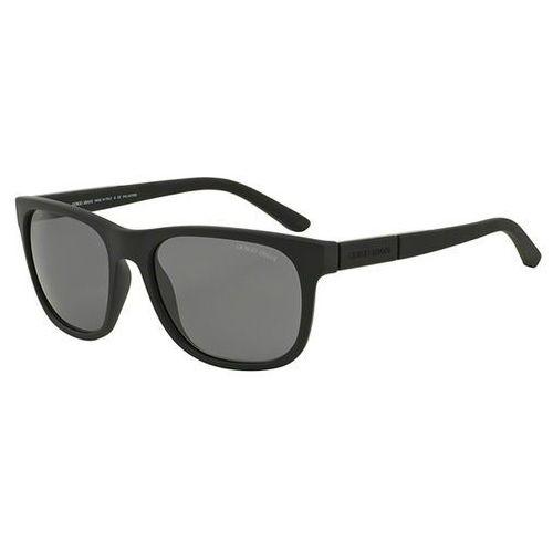 Giorgio armani Okulary słoneczne ar8037 polarized 506381
