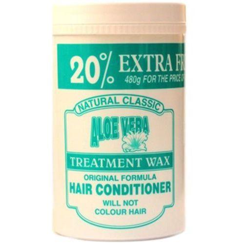 Richards & appleby Wax aloe vera treatment regenerująca maska do zniszczonych włosów
