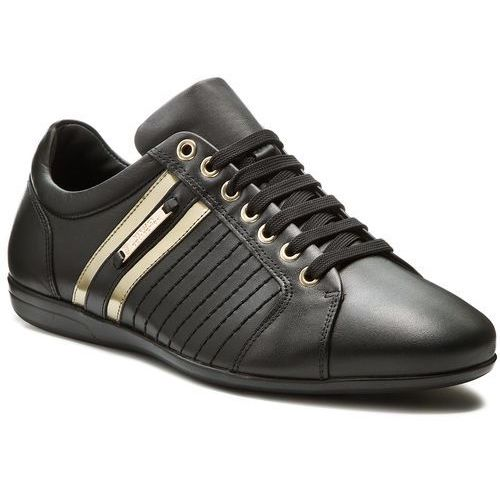 Sneakersy collection - v900421 vm00318 v768h nero/nero/oro marki Versace