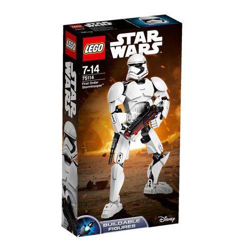 Lego STAR WARS Stormtrooper 75114
