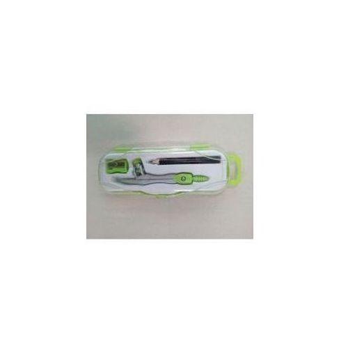 Cyrkiel szkolny PC-102 zielony PENMATE (5906910820125)