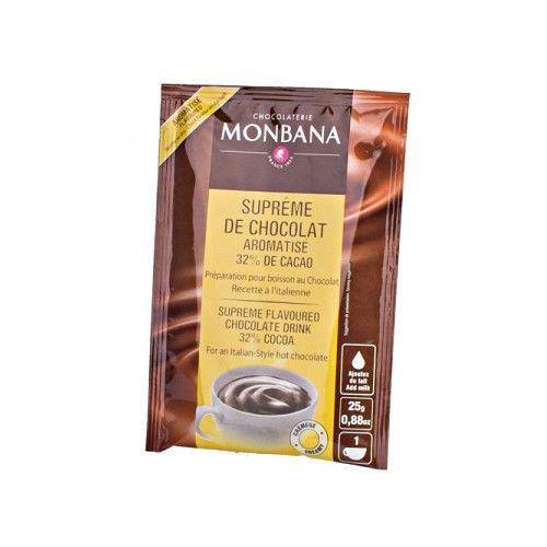 Pomarańczowa czekolada na gorąco  - saszetka 25g marki Monbana