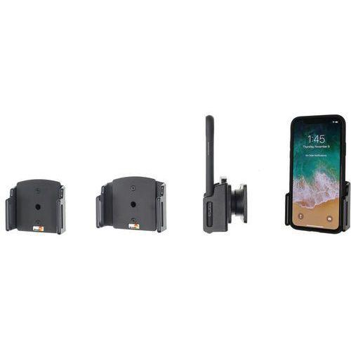 Uchwyt regulowany do apple iphone x w futerale lub obudowie o wymiarach: 70-83 mm (szer.), 2-10 mm (grubość) marki Brodit ab