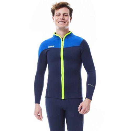 Jobe Męska neoprenowa kurtka  toronto jacket blue - kolor niebieski, rozmiar m (8718181218498)
