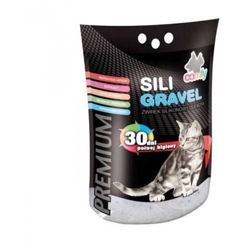 Comfy żwirek silikonowy gravel 3.8l- rób zakupy i zbieraj punkty payback - darmowa wysyłka od 99 zł