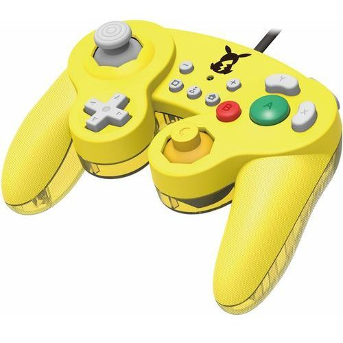 Hori Kontroler smach bros gamepad pikachu do nintendo switch