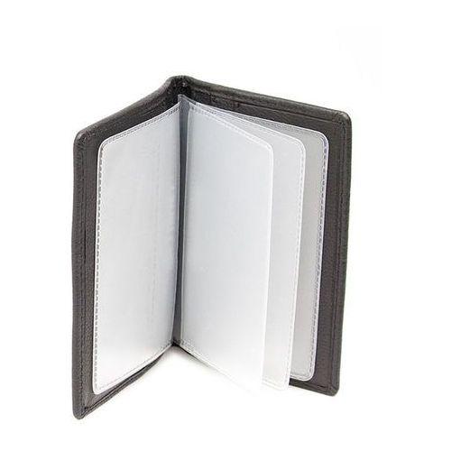 Koruma® ✅ mały kompaktowy portfelik na karty rfid z wyjmowanym albumem na karty