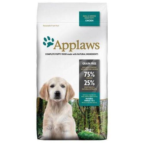 dog puppy s/m breed chicken - 2kg marki Applaws