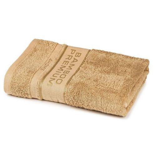 4home ręcznik kąpielowy bamboo premium beżowy, 70 x 140 cm, 70 x 140 cm