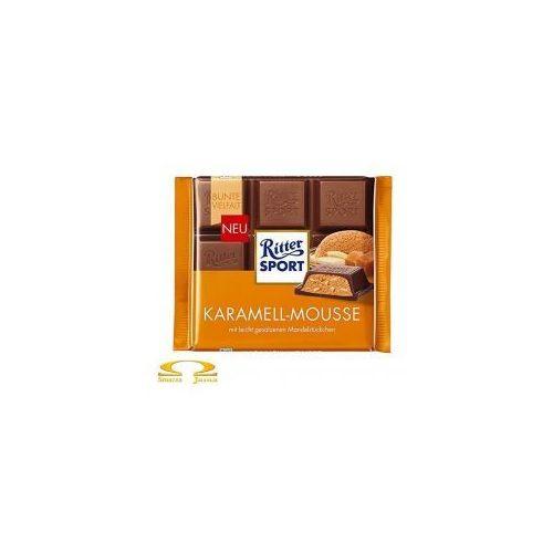 Ritter sport Czekolada karamell mousse 100g