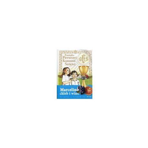 Pamiątka I Komunii Św.Marcelino chleb i wino + DVD (9788365889553)