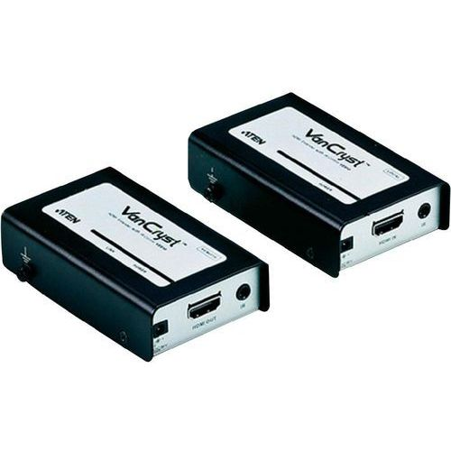 Extender HDMI™ ATEN VE810-AT-G, przez kabel sieciowy RJ45, 60 m, 1920 x 1200 px z kategorii Kable video