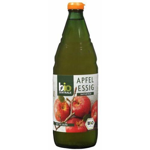 Ocet jabłkowy niefiltrowany 750ml - bio zentrale eko marki 111bio zentrale