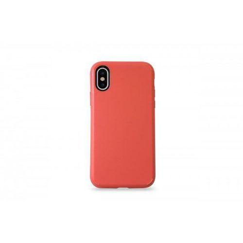 KMP Sporty Case do iPhone X czerwone >> BOGATA OFERTA - SZYBKA WYSYŁKA - PROMOCJE - DARMOWY TRANSPORT OD 99 ZŁ!, kolor czerwony