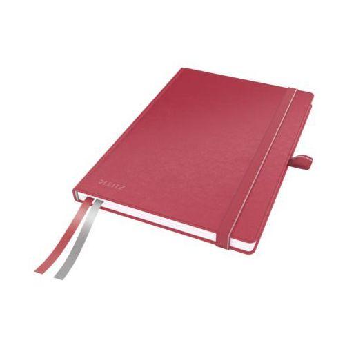 Leitz Notatnik a6 linia czerwony (w) - x08475