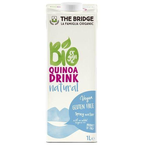 Napój mleko quinoa z ryżem (komosa ryżowa) 1l -  - eko hit! marki The bridge
