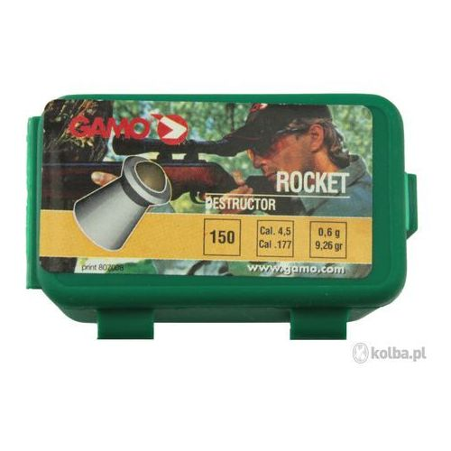 Gamo Śrut  rocket 4,5mm - 150 szt.