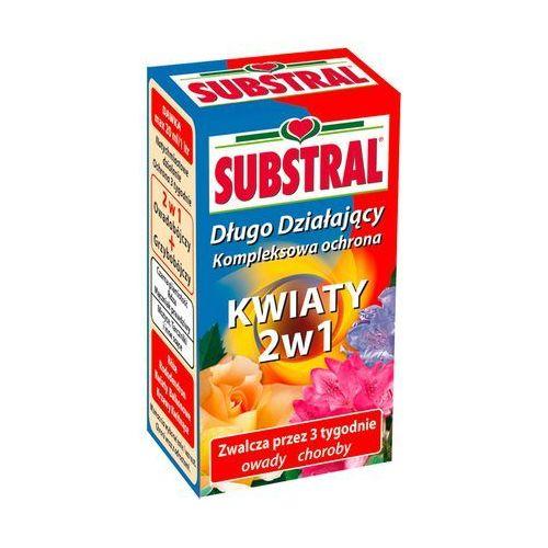 Substral długo działający kompleksowa ochrona 2w1 25ml (5907487102089)