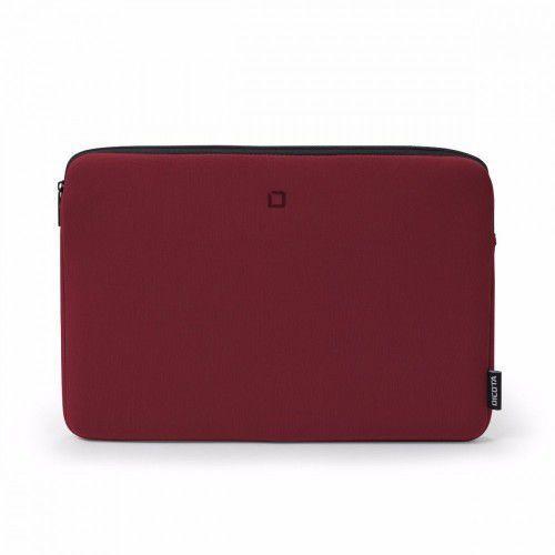 """Etui Dicota Skin base do laptopa 15-15.6"""", czerwony (D31296) Darmowy odbiór w 21 miastach!, kolor czerwony"""