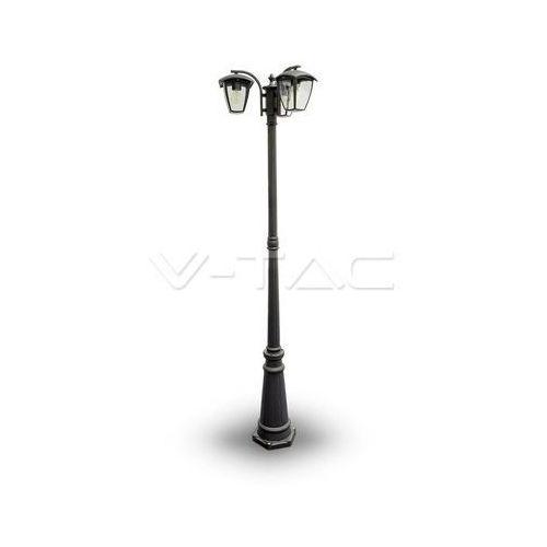 V-tac Lampa stojąca ogrodowa 27w led wys. 199 cm