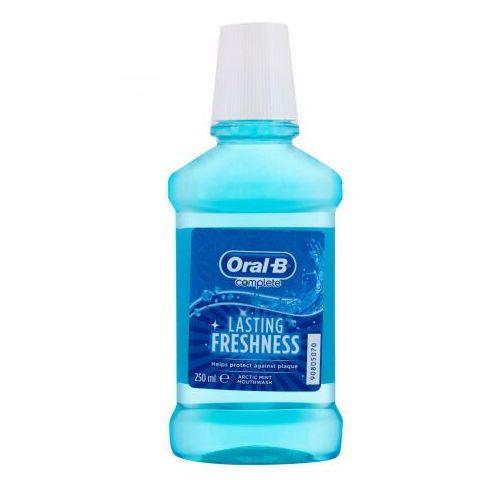 Oral-B Complete Lasting Freshness Artic Mint płyn do płukania ust 250 ml unisex (8001090132017)