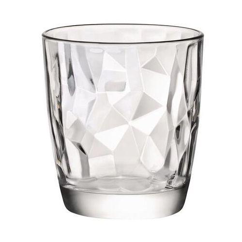 Bormioli rocco Szklanka niska diamond 305ml