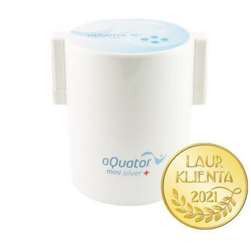 Jonizator wody aQuator Mini Silver+