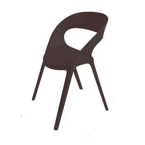 Resol Krzesło carla - czarny (8411344009994)
