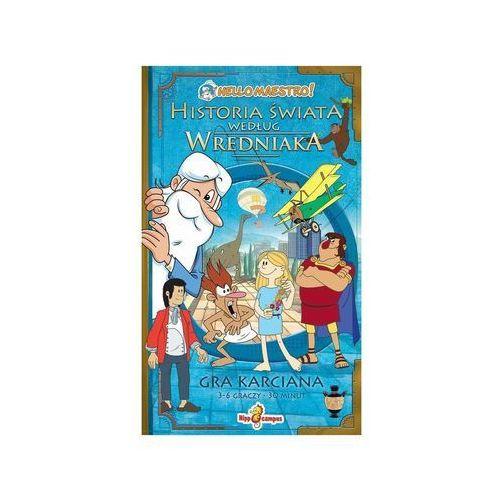 Historia świata według wredniaka - marki Hippocampus