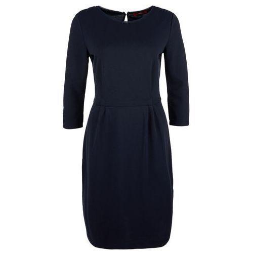 sukienka damska 34 ciemny niebieski, S.oliver