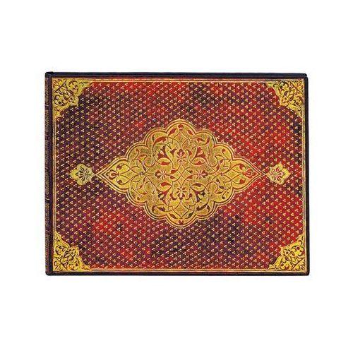 Paperblanks Księga gości golden trefoil (9781439763681)