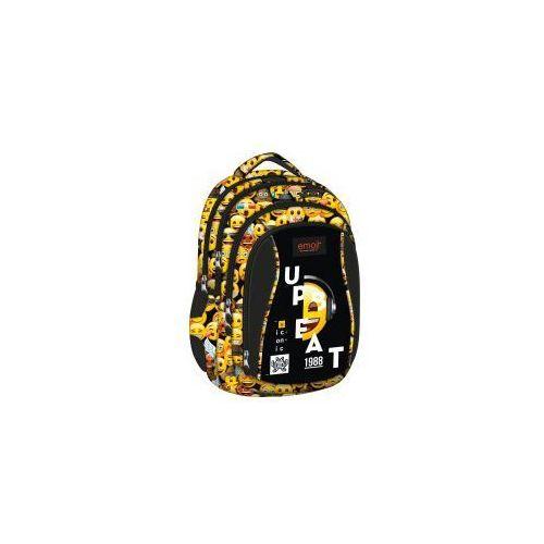 Plecak 4 komory ST.RIGHT BP04 Emoji emotki +GRATIS, 5903235242083