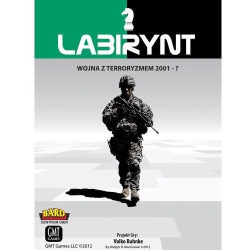 Bard centrum gier Labirynt: wojna z terroryzmem 2001-? (5902596985066)