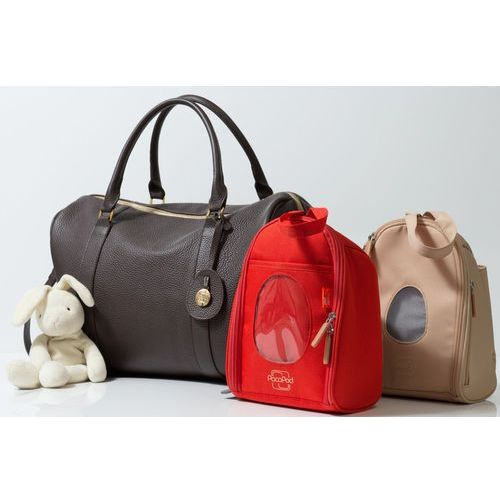 torba do wózka firenze czekoladowa marki Pacapod