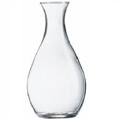 Karafka szklana do wina lub wody ELEGANCE