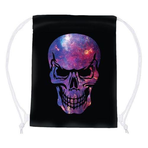 Megakoszulki Worek galaxy skull