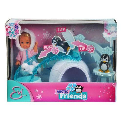 Simba Zimowa lalka evi i arktyczni przyjaciele (4006592523398)
