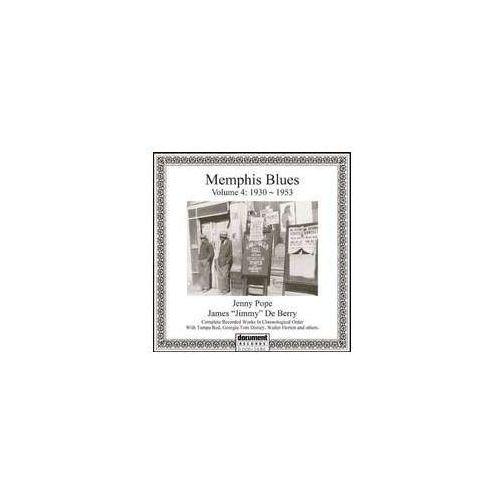 Document records Memphis blues 3 1930 - 1953 / różni wykonawcy