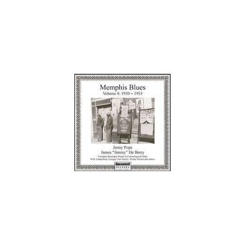 Memphis Blues 3 1930 - 1953 / Różni Wykonawcy, DCU5686.2