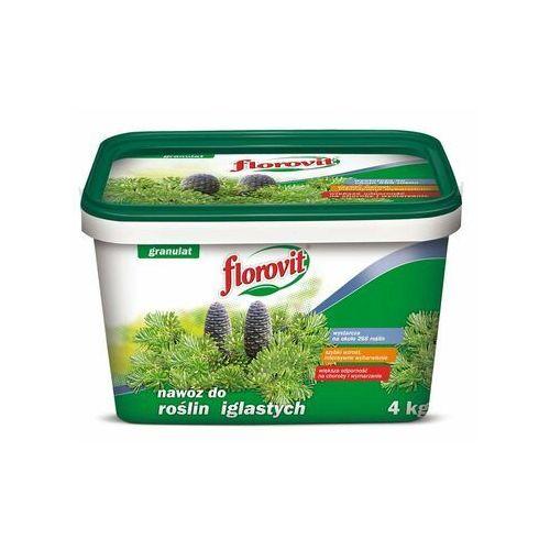 Florovit nawóz do roślin iglastych, 4 kg (5900498013887)