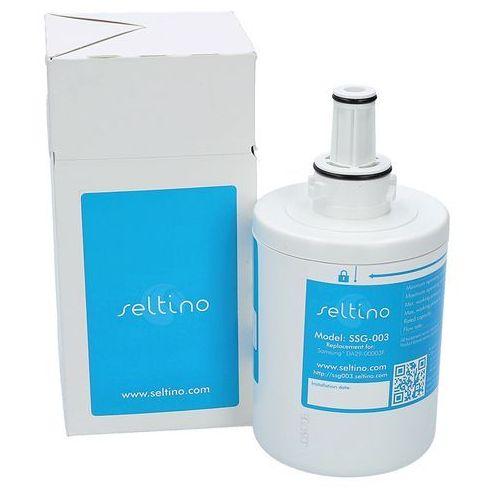 Filtr wody do lodówki samsung rs21dpsm1sws marki Seltino